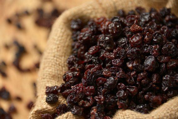 Cranberry χωρίς ζάχαρη